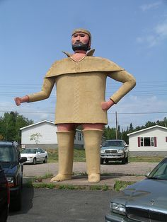 Commando Paul Bunyan, Two Harbors, MN