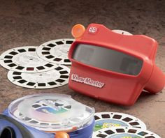 View-Master. Why was this so entertaining !?