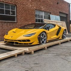 Expecting a Delivery... Centenario