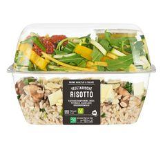 De inschrijving voor de NL Packaging Awards 2019 is geopend: (www.packagingawards.nl) en de eerste inzending is binnen: het is AH Hot & Cold, ingezonden door Now|New|Next. Heeft u een oogstrelende, innovatieve verpakking? Schrijf u dan nu in! Packaging Awards, Risotto, Hot, Salad