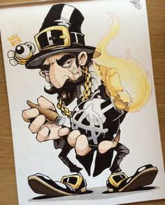 Guy Fawkes the naughty bugger... #cheo #sketch #guyfawkes #nov5th #anonymous #anarchy