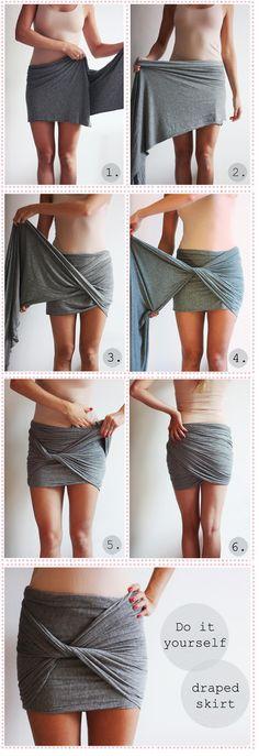 """Method """"Easy Skirt"""""""