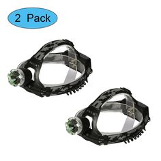 Hausbell Outdoor 1800LM CREE T6 LED Waterproof Headlamp with 2 X 18650 Rechargeable Batteries and 1 X Charger (2Packs) >>> To view further for this item, visit the image link.