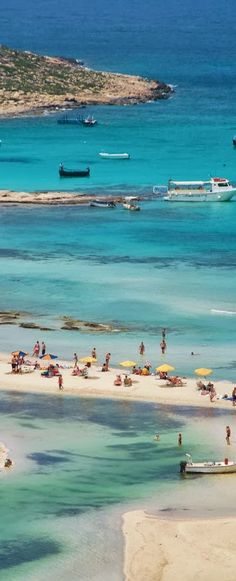 A Little Bit of This, That, and Everything: Balos Bay Gramvousa Crete Greek Islands, Greece.