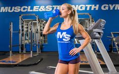 Muscle & Strength's 12 Week Women's Workout Program