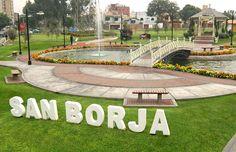 San Borja, Lima Perú