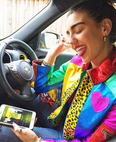 HEIDI PETITE, Sarah baily, leather jacket, street style, bespoke, biker jacket, girl gang, made in London, jacket, luxe, confetti crowd