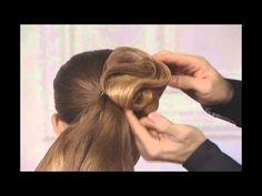 Прическа с сеточками от Руслана Татьянина  Amazing hair stylist !!!!!'