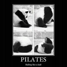 Fisioterapia Quintana: PILATES COM HUMOR # nº10