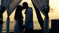 My brother's wedding in Kihei,Maui. It was so beautiful!