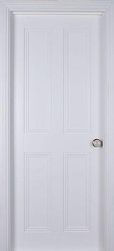 4 Panel White Interior Doors contemporary 4 panel pre-glazed | doors | pinterest | glaze