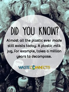 Help the environment. #Reduce, #Reuse, #Recycle! Join #WasteConnects for great ideas on how you can 'Join the Revolution and become the Solution'
