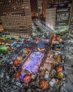 Christmas in Detroit 2012