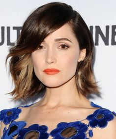 Rose Byrne learned eco-friendly lessons at a young age.