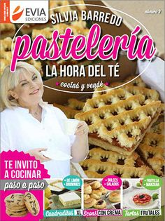 EviaEdiciones.com - INICIO Coffee Time, Tea Time, Vintage Recipes, Flan, Waffles, Food And Drink, Sweets, Bread, Cooking