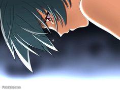 sadness Rei Ayanami