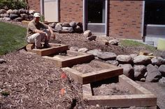 how to build steps on a slope - Google Search