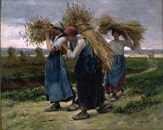 Julien Dupre (1851 - 1910)