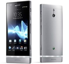 Sony Xperia P. My Phone. Not Joking.