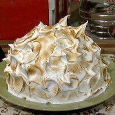 Gail Monaghan's Baked Alaska