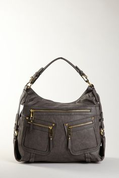 Urban Expressions Elizabeth Hobo Bag and I got the last ONE on Hautelook, YES!