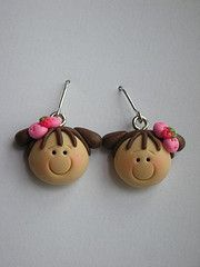 earrings clay - Flickr: Search