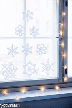 Tee itse joulukuusi paperista | Kotivinkki