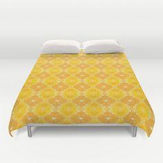 #Orange #Duvet #Cover #Bedding #Bedroom #Decor By #KCavenderDesigns