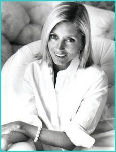 Marie-Chantal of Greece.