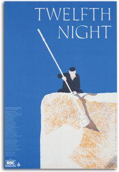 Twelfth Night. RSC. Designed by Lloyd Northover.