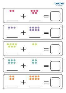 Create, customize and print custom learning activities. Leverage Brother Creative Center's learning activities templates for Math Under 5 Subtrctn. Brother Creative Center offers free, printable templates for Learning Activities. Preschool Writing, Numbers Preschool, Preschool Learning Activities, Teaching Kids, Math Addition Worksheets, Free Kindergarten Worksheets, Worksheets For Kids, Lkg Worksheets, Math For Kids