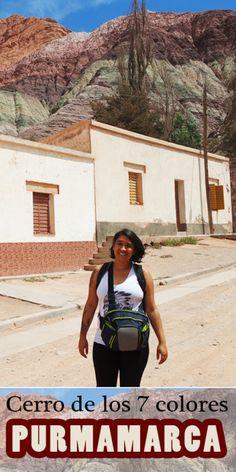 Como chegar por conta em Purmamarca - Cerro de los siete colores
