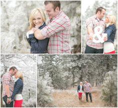 Winter Engagement www.lisawiseweddings.com