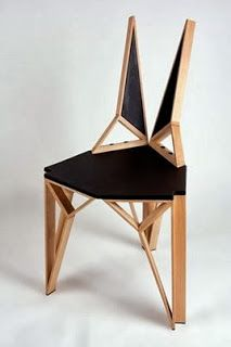 """Alter-Ego"" chair"