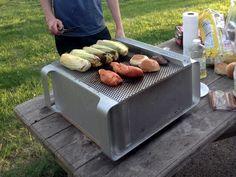 Mac Pro G5 BBQ Grill
