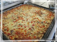 Good Food, Yummy Food, Tasty, Savory Pastry, Cooking Recipes, Healthy Recipes, Sandwiches, Food And Drink, Cheese