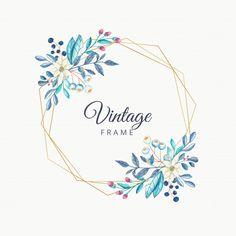 Hand Embroidery Patterns Flowers, Embroidery Art, Cute Disney Wallpaper, Cartoon Wallpaper, Card Drawing, Flower Doodles, Wedding Frames, Clip Art, Vintage Frames