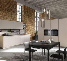 #loft #kitchen #design #interior #furniture #furnishings комплект в кухню Aran Cucine Lab13, ACL05B