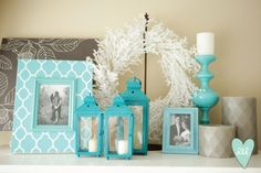 """""""Becoming Fabulous"""": Five Fabulous Finds: Turquoise Paint"""