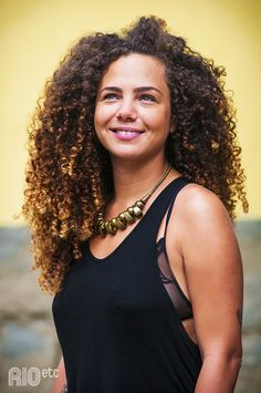 Looking up Natural Hair and came across her . She is stunning . I mean she is drop dead gorgeous . I just had to pin her.