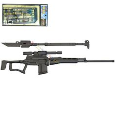 100% GENUINE KOTOBUKIYA M.S.G. MSG MW09 WEAPON UNIT SWORD & SNIPER RIFLE
