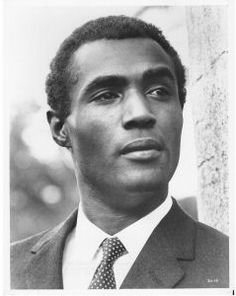 Calvin Lockhart...The New York Times compared his skin to brown velvet in 1970. Yummy.