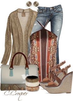 """""""""""Halter Top"""" 3"""" by ccroquer on Polyvore"""
