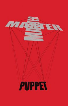 Puppet master! - Art Print by Filiskun