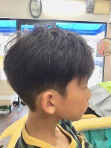 ボード 子供 髪型 男の子 のピン