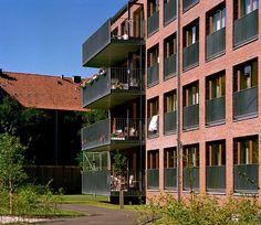 Musvågevej, care home C.F. Møller. Photo: Adam Mørk