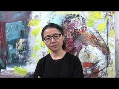 ▶ Ying Li Painter - YouTube       expressionist    5:30