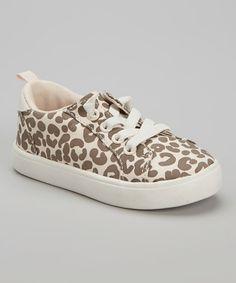 Love this Pink Cheetah Olivia Sneaker on #zulily! #zulilyfinds