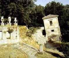 La casa pendente, palazzo Orsini