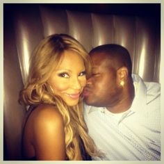 Tamar Braxton and Vince love them